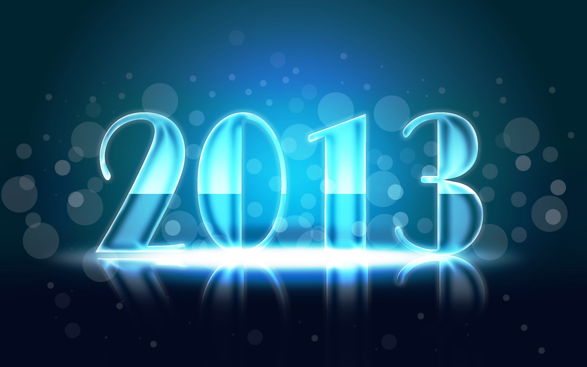 Happy 2013 Wallpaper HD 1920×1200