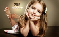 Happy New Year 2013 Desktop Wallpaper with resolutions 1920×1200 px