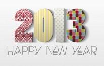 Happy New Year 2013 HD Wallpapers with resolutions 1920×1080 px