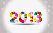 Happy New Year 2013 Wallpaper with resolutions 2560×1600 px