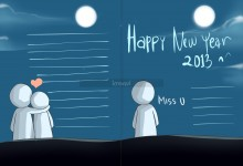 New Year 2013 Wallpaper HD with resolutions 2893×2039 px